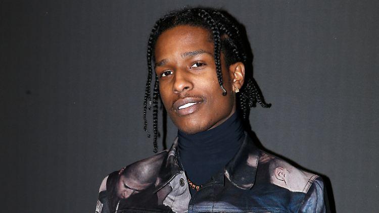 Prozess in Schweden: A$AP Rocky soll vorerst freikommen