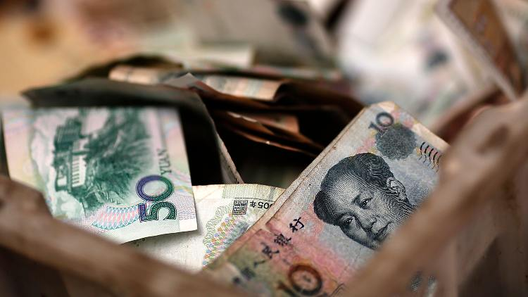 Handelsstreit: USA werfen China Währungsmanipulation vor