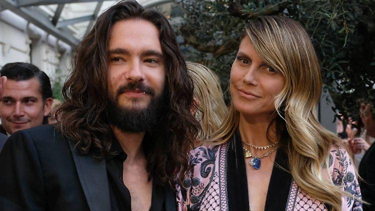 Heidi Klum: Hochzeit mit Familienkrach