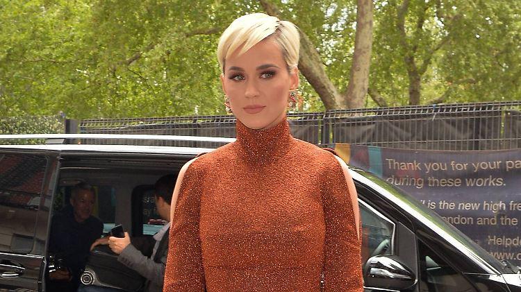 Katy Perry: Hat sie ein Männermodel sexuell belästigt?
