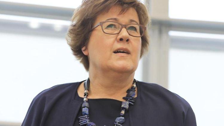 Petra Grimm-Benne (SPD), Ministerin für Arbeit, Soziales und Integration des Landes Sachsen-Anhalt. Foto: Peter Gercke/Archivbild