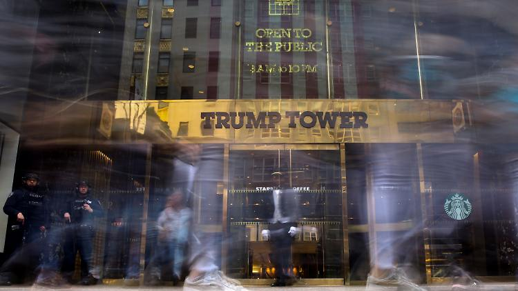 Online-Petition: Trump Tower bald auf der Obama Avenue?