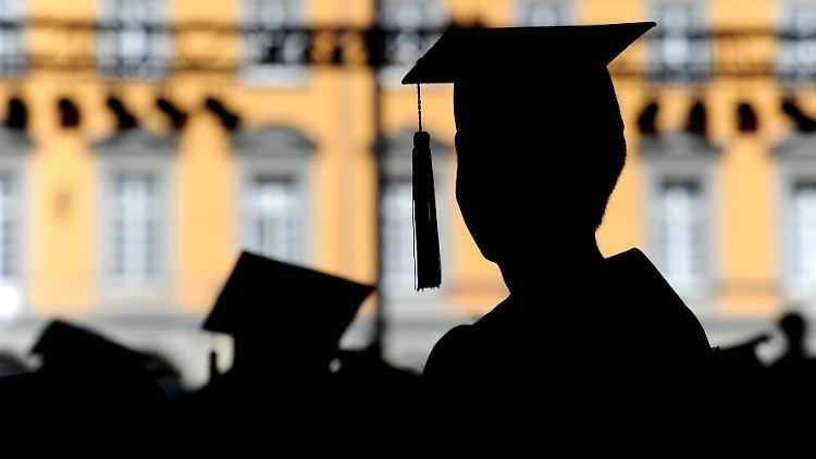 Immer mehr im internationale Studierende entscheiden sich für ein Studium in Deutschland. Auch der Anteil der nicht in Deutschland geborenen Akademiker steigt. Das zeigen zwei neue Studien. (Symbolbild)
