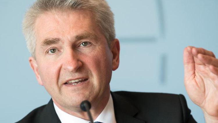 Der nordrhein-westfälische Wirtschaftsminister Andreas Pinkwart (FDP).Foto:Federico Gambarini/Archivbild