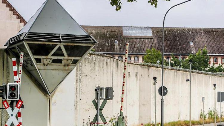 Die Justizvollzugsanstalt (JVA) in Bochum. Foto:Stephan Schütze