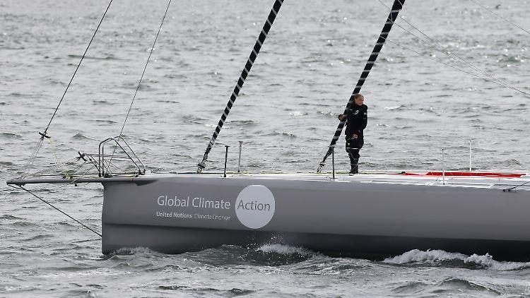Deutschland: Jacht Malizia mit Greta Thunberg kommt planmäßig voran