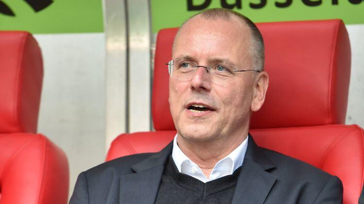 Thomas Röttgermann hat Sorgen vor dem Gipfeltreffen.