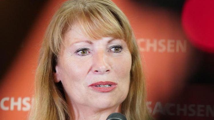 Petra Köpping, Sächsische Staatsministerin für Gleichstellung und Integration. Foto: Peter Endig/Archivbild