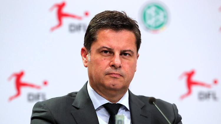 Steht vor spannenden Zeiten als DFL-Chef: Christian Seifert