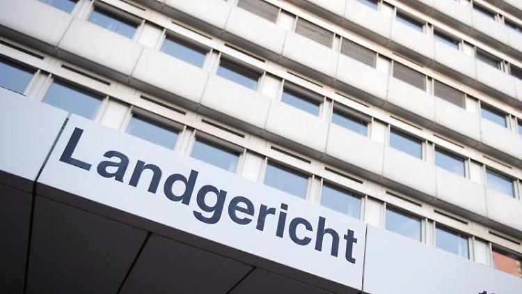 Das Landgericht und Amtsgericht in Köln. Foto: Marius Becker/Archivbild