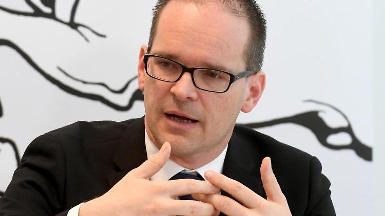Grant Hendrik Tonne (SPD), Kultusminister von Niedersachsen. Foto: Holger Hollemann/Archiv