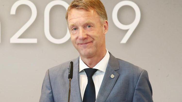 Raymond Walk (CDU).Foto: Bodo Schackow/Archivbild