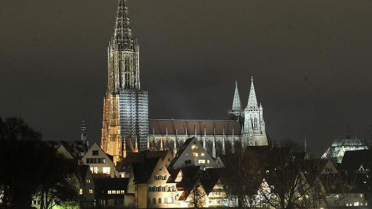 Das Ulmer Münster. Foto: Stefan Puchner/Archivbild
