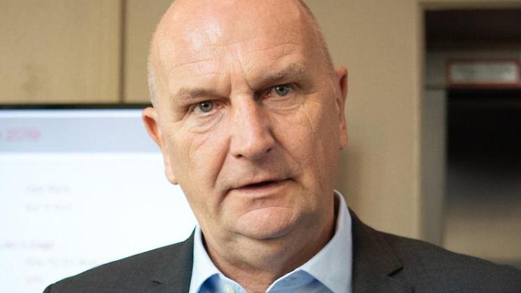 Dietmar Woidke, Ministerpräsident und SPD-Vorsitzender in Brandenburg. Foto:Soeren Stache/Archivbild