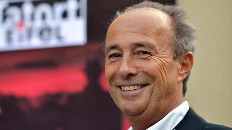 Heinz-Peter Hoffmann, Leiter des Krimifestivals