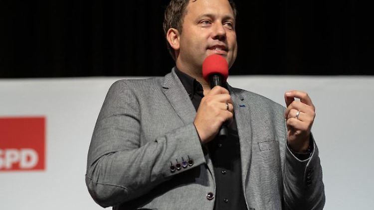 Lars Klingbeil, SPD-Generalsekretär. Foto: Swen Pförtner