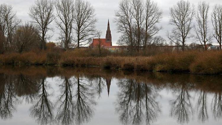 Herbstliches Wetter. Foto:Bernd Wüstneck/Archivbild