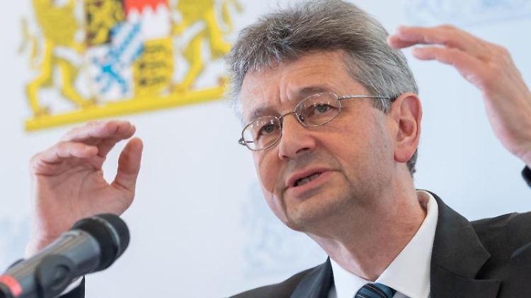 Michael Piazolo (Freie Wähler), Kultusminister in Bayern. Foto: Peter Kneffel/Archivbild