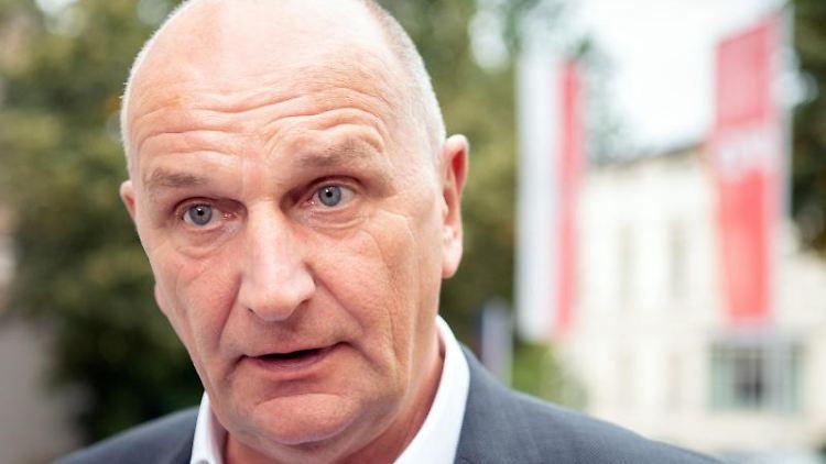 Dietmar Woidke, Ministerpräsident und SPD-Parteivorsitzender in Brandenburg. Foto: Soeren Stache/Archiv