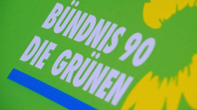 Das Logo von Bündnis 90/Die Grünen. Foto: Stefan Sauer/Archivbild