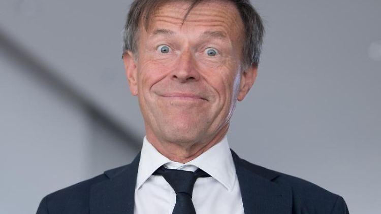 Matthias Rößler (CDU), Landtagspräsident in Sachsen. Foto: Sebastian Kahnert/Archivbild