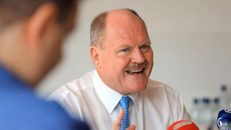 Thomas Webel (CDU), Minister für Landesentwicklung und Verkehr in Sachsen-Anhalt. Foto: Peter Gercke/Archivbild