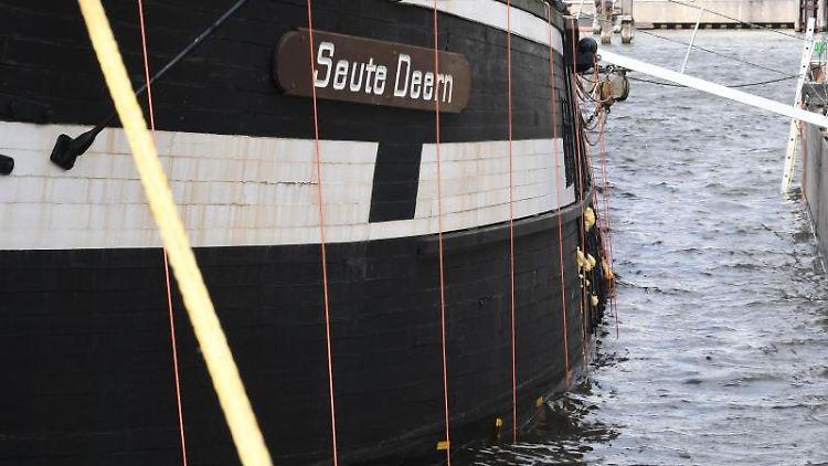 Das historische Segelschiff