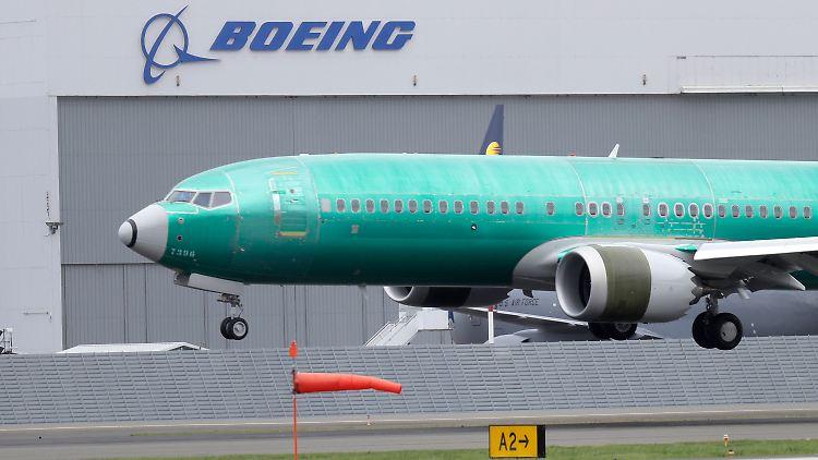 Bericht: Fehlerserie bei Absturz von Boeing 737 Max in Indonesien
