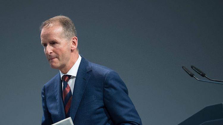 Justiz: Staatsanwaltschaft Braunschweig erhebt in Dieselskandal Anklage gegen VW-Spitze