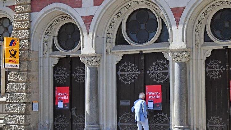 NRW: Verdi ruft Mitarbeiter in Postbank-Filialen zu Streiks auf