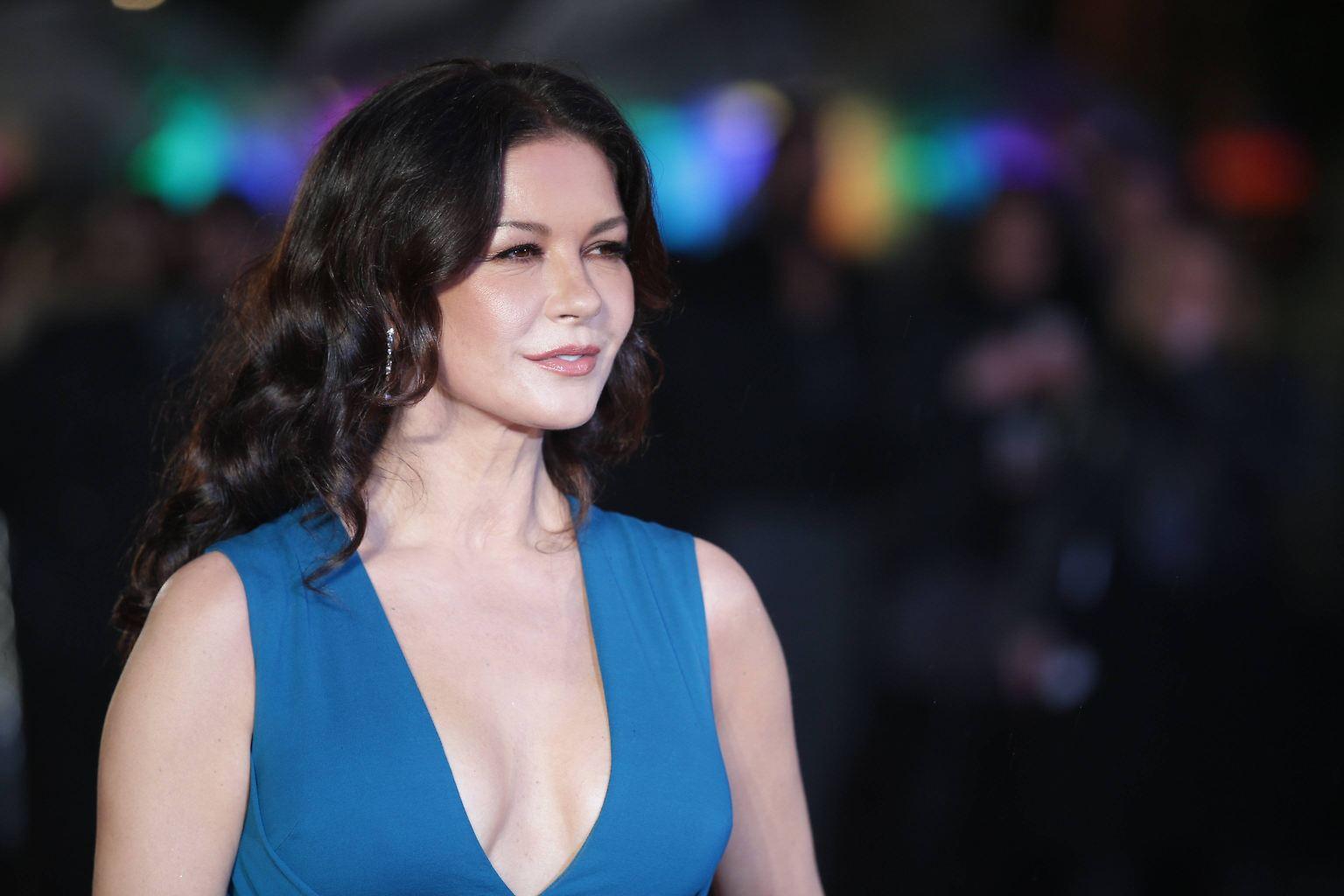 Ich trinke, fluche und mag Sex: Catherine Zeta-Jones ist