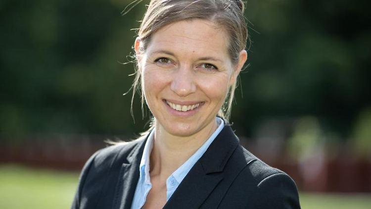 Susanne Menzel-Riedl, Professorin für Biologiedidaktik und neue Präsidentin der Universität Osnabrück. Foto: Friso Gentsch/Archivbild
