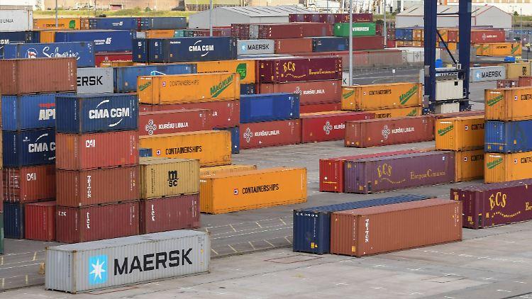 Die deutsche Wirtschaft profitiert stark vom transatlantischen Handel. Die Strafzölle der USA auf EU-Produkte könnte sie daher hart treffen.