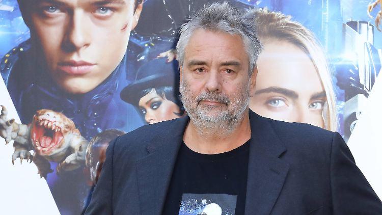Ermittlungen gegen Luc Besson wegen Vergewaltigung wieder aufgenommen