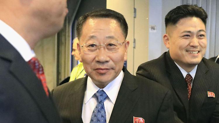 Nordkorea und USA uneins über Ausgang von Atomgesprächen