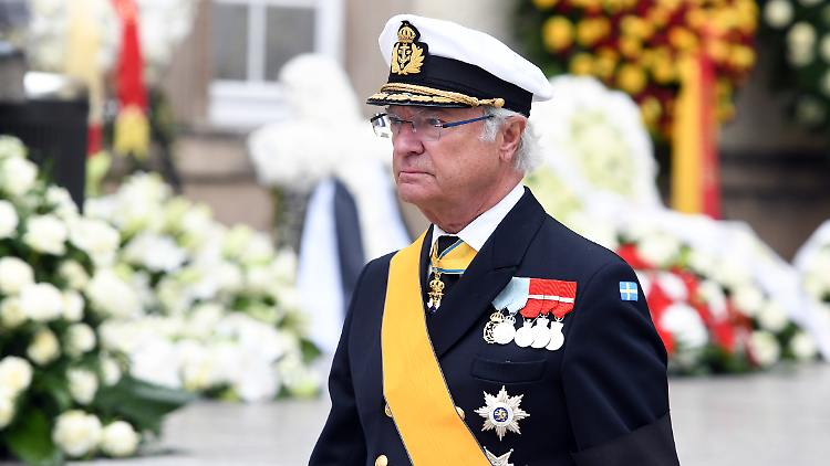 Schwedisches Königshaus schrumpft: König Carl XVI. Gustaf streicht Enkeln königlichen Titel
