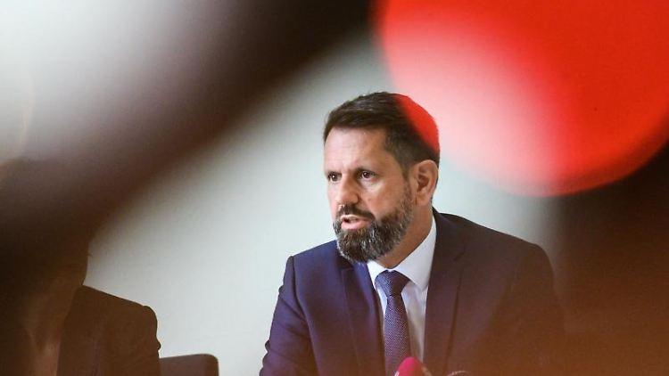 Olaf Lies (SPD), Minister für Umwelt, Energie, Bauen und Klimaschutz in Niedersachsen. Foto: Christophe Gateau/dpa