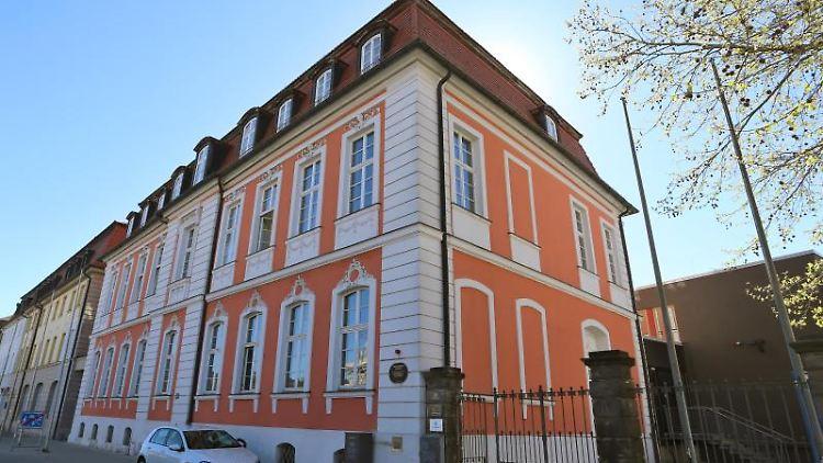 Das bayerische Verwaltungsgericht Ansbach. Foto: Karl-Josef Hildenbrand/dpa