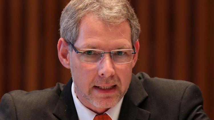 SPD-Politiker Thomas Krüger. Foto: Jens Büttner/dpa-Zentralbild/dpa