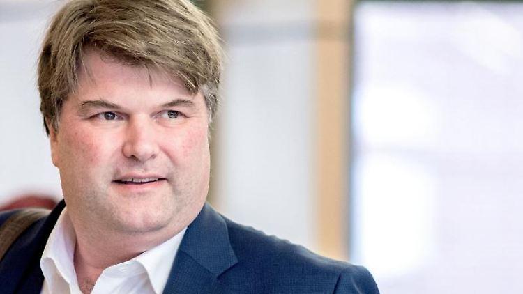 SPD-Politiker Tjark Bartels. Foto: Hauke-Christian Dittrich/dpa