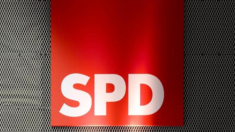 Das Logo der SPD. Foto: Peter Endig/dpa-Zentralbild/dpa