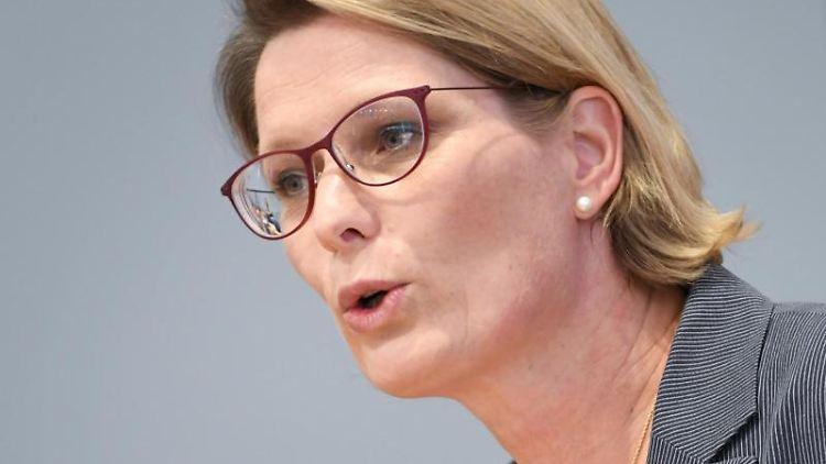 Stefanie Hubig (SPD), Bildungsministerin des Landes Rheinland-Pfalz. Foto: Arne Dedert/dpa