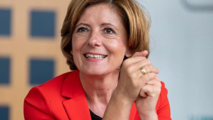 Malu Dreyer (SPD), Ministerpräsidentin von Rheinland-Pfalz. Foto: Jörg Halisch/dpa