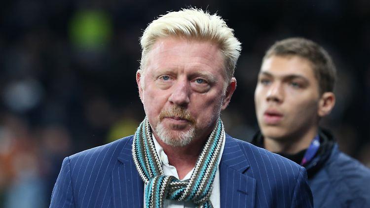 Boris Becker über Insolvenzverfahren: