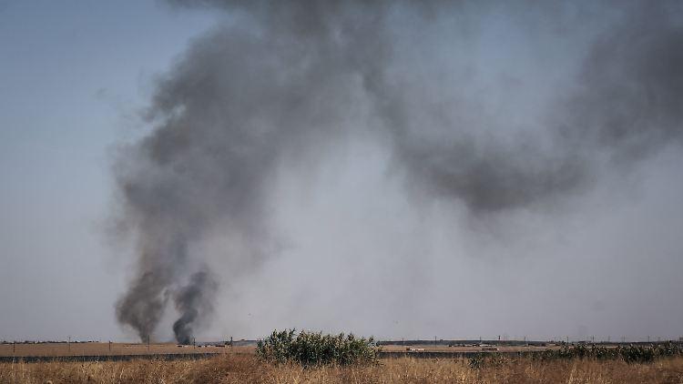Sonntag 13. Oktober 2019                     Telefonat mit Erdogan       Merkel fordert Ende türkischer Syrienoffensive