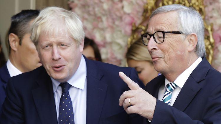 Vor Brexit-Lösung sieht die EU-Kommission