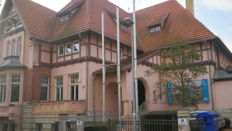 Die Landeszentrale für politische Bildung Mecklenburg-Vorpommern. Foto: Tim Vogel/dpa
