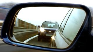 Aggressives Autofahren: Drängler kennt wohl fast jeder Autofahrer.