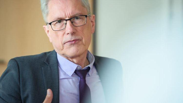 Finanzsenator Matthias Kollatz