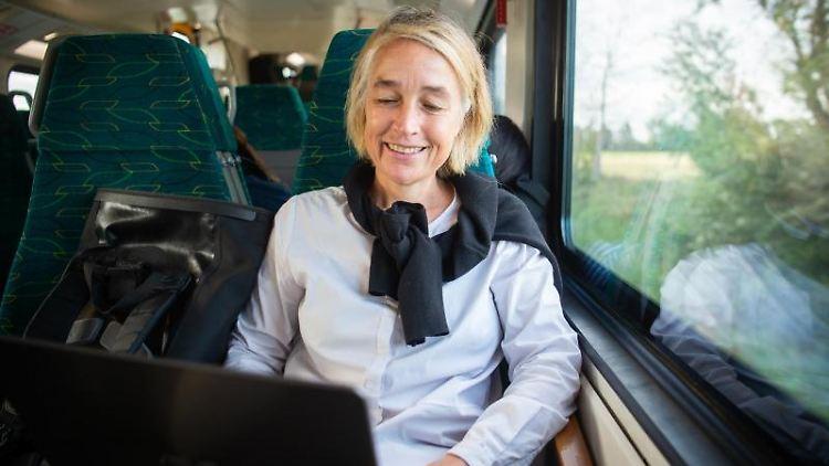 Christiane Hipp, amtierende Präsidentin der Brandenburgischen Technischen Universität (BTU) Cottbus-Senftenberg. Foto: Arne Immanuel Bänsch/dpa